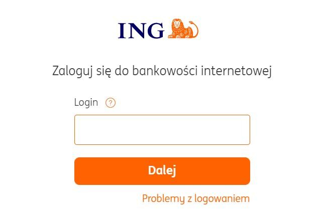 ING zaloguj się- Bank Śląski logowanie na konto online